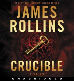 Crucible a thriller cover image