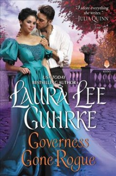 Governess gone rogue cover image