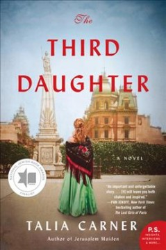 The third daughter : a novel cover image