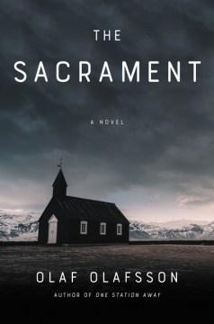 The sacrament cover image