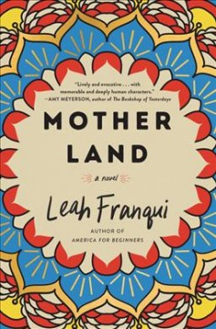 Mother land cover image