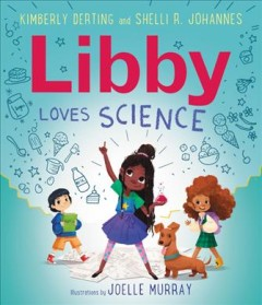 Libby loves science cover image