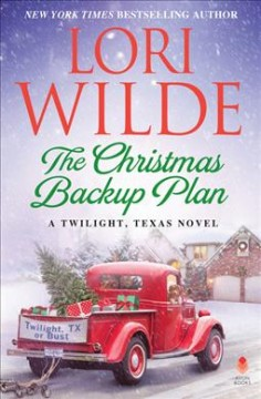 The Christmas backup plan cover image