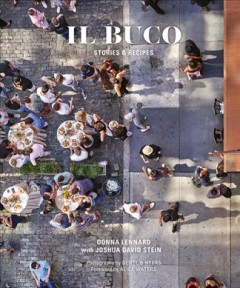 Il Buco : stories & recipes cover image