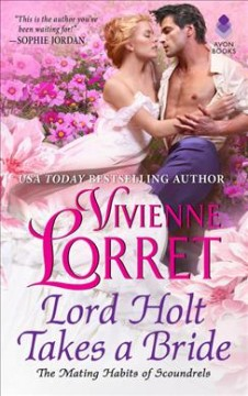 Lord Holt takes a bride cover image