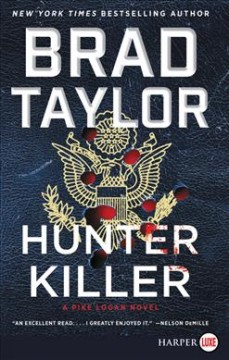 Hunter killer cover image