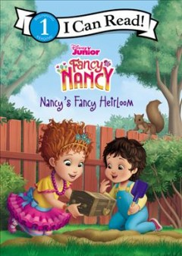 Nancy's fancy heirloom cover image