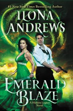 Emerald Blaze cover image