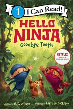 Goodbye, Tooth! cover image