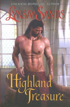 Highland treasure cover image