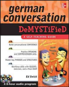 German conversation demystified cover image