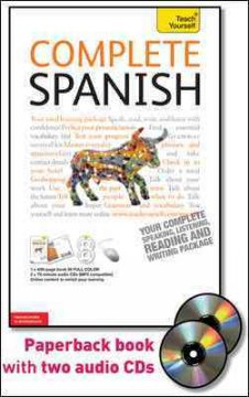 Teach yourself complete Spanish cover image