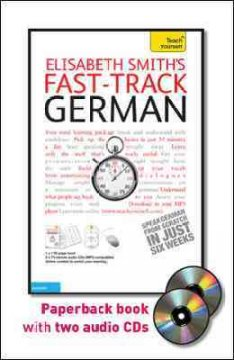Teach yourself Elisabeth Smith's fast-track German cover image