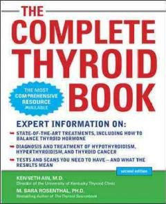 The complete thyroid book cover image