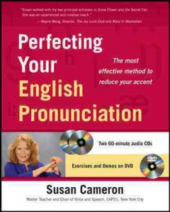 Perfecting your English pronunciation cover image