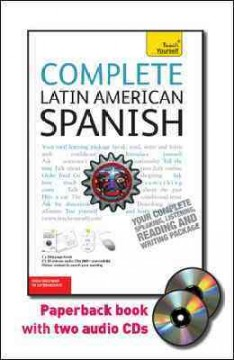 Teach Yourself complete Latin American Spanish cover image