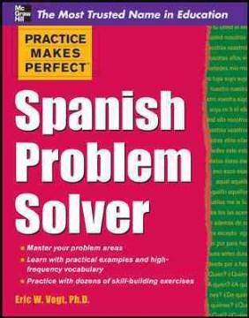 Spanish problem solver cover image