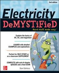 Electricity demystified cover image