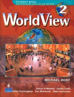 WorldView 2 : student book cover image