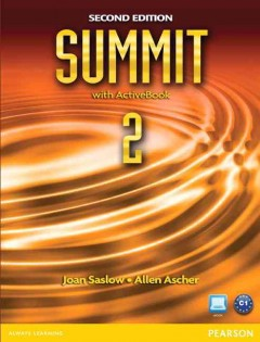 Summit : English for today's world. 2 cover image