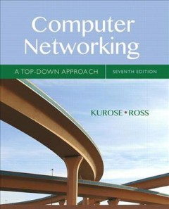 Computer networking : a top-down approach cover image