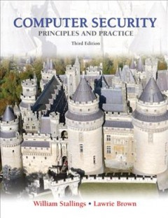 Computer security : principles and practice cover image
