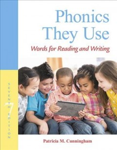 Phonics they use : words for reading and writing cover image