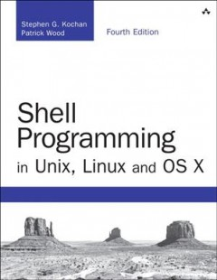 Shell programming in Unix, Linux and OS X cover image
