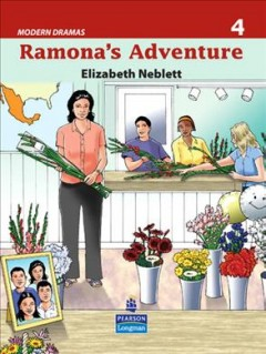 Ramona's adventure cover image