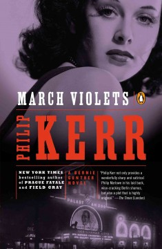 March violets cover image
