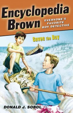 Encyclopedia Brown saves the day cover image