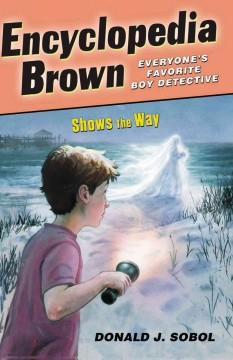 Encyclopedia Brown shows the way cover image