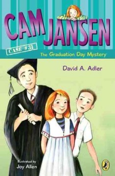Cam Jansen and the graduation day mystery cover image