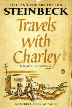 Travels with Charley : in search of America cover image