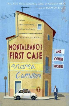 Montalbano's first case and other stories cover image