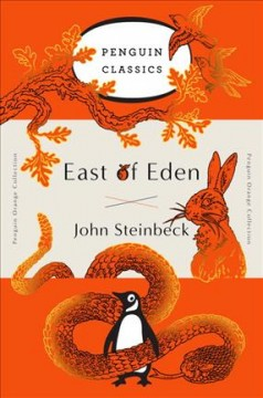 East of Eden cover image