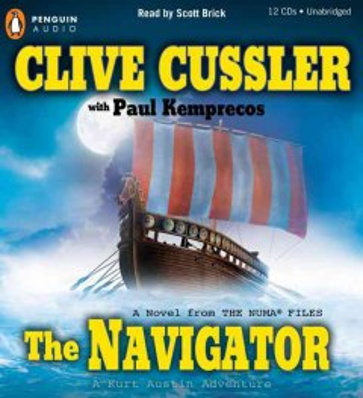 The navigator a novel from the NUMA files cover image
