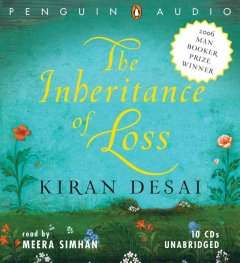 The inheritance of loss cover image