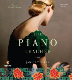 The piano teacher cover image