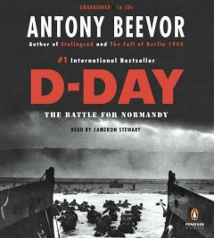 D-Day The battle for Normandy cover image