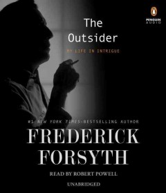 The outsider a life in intrigue cover image