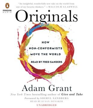 Originals how non-conformists move the world cover image