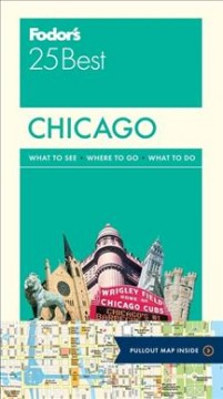 Fodor's 25 best. Chicago cover image