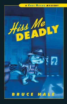 Hiss me deadly cover image