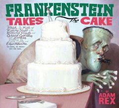 Frankenstein takes the cake cover image