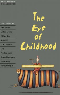 The eye of childhood : short stories cover image