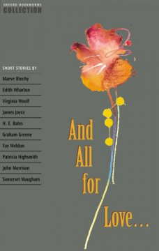 And all for love- : short stories cover image