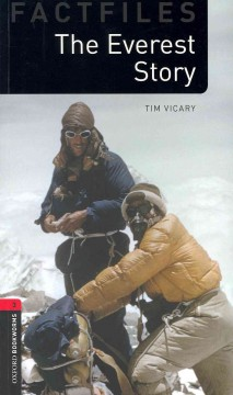The Everest story cover image