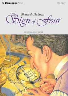 Sherlock Holmes : The Sign of four cover image