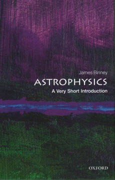 Astrophysics : a very short introduction cover image
